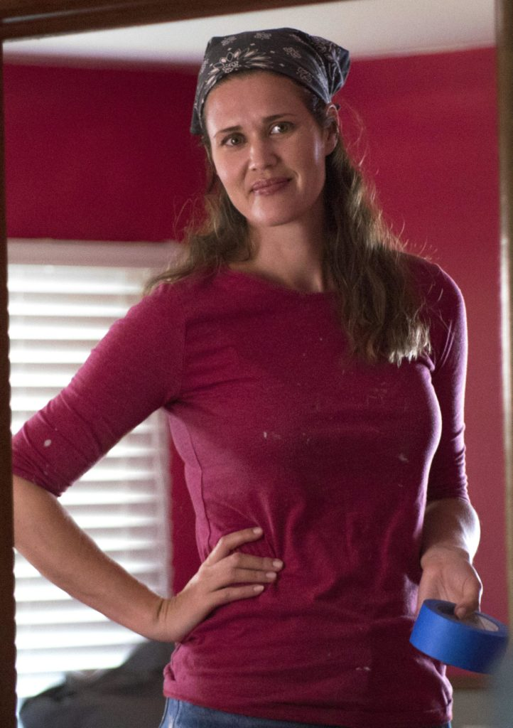 Sarah Lancaster in The Stray