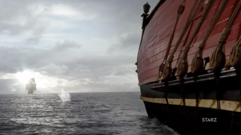 Sailing – Outlander