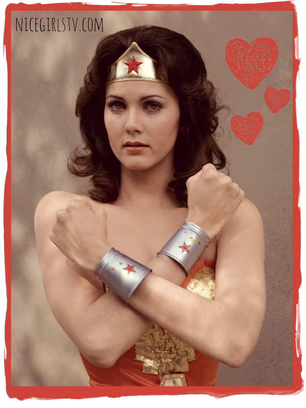 My First TV Crush: Lynda Carter as Wonder Woman