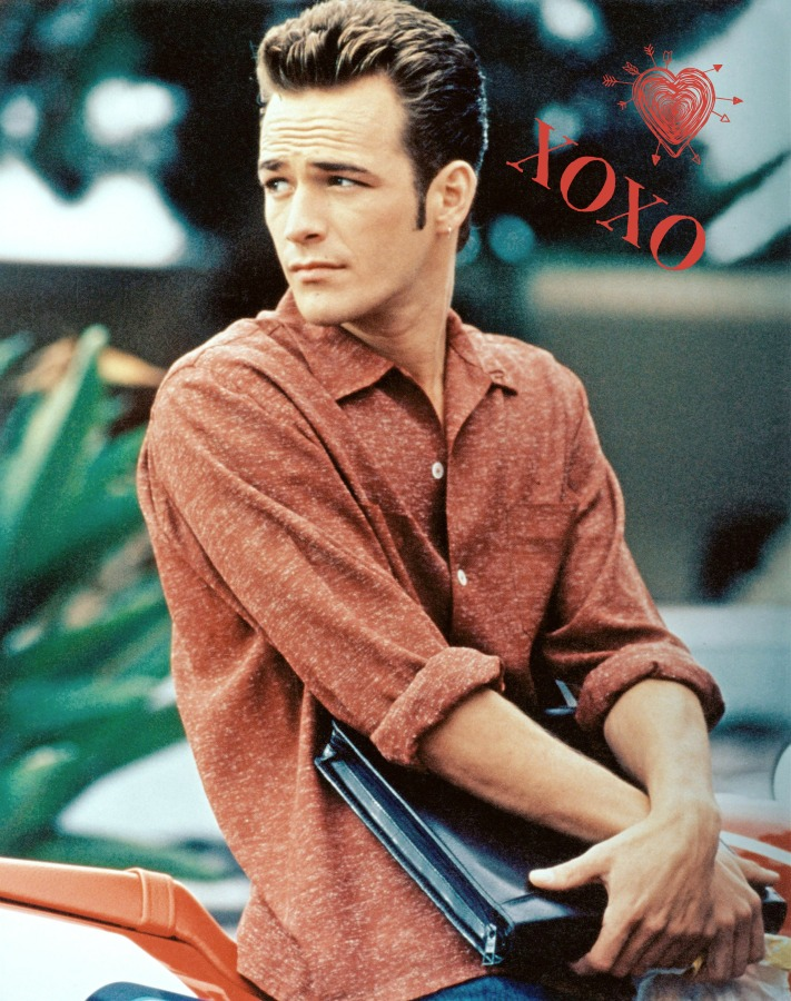 First TV Crush: Luke Perry