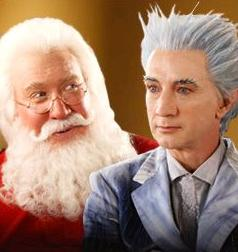 Jack Frost Santa Clause 3 Costume