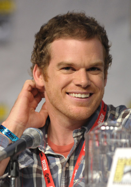 Michael C. Hall talks Dexter at Comic Con July 2010